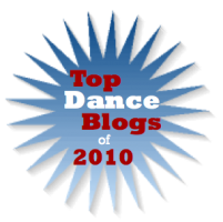 Top Dance Blogs of 2010