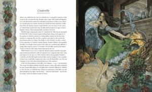 IMAGE Cinderella Introduction and Illustration - The Barefoot Book of Ballet Stories IMAGE