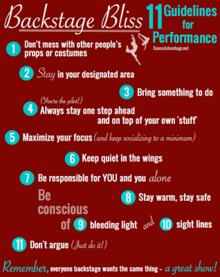 11 Guidelines for Performance