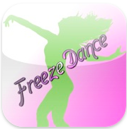 Freeze Dance iPhone App