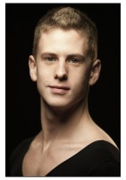 Headshot of Duncan Lyle; Royal Ballet School; Boston Ballet; photo: Johan Persson