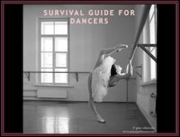 Survival Guide For Dancers blog header