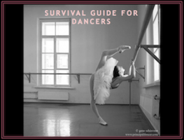 Survival Guide For Dancers blog header