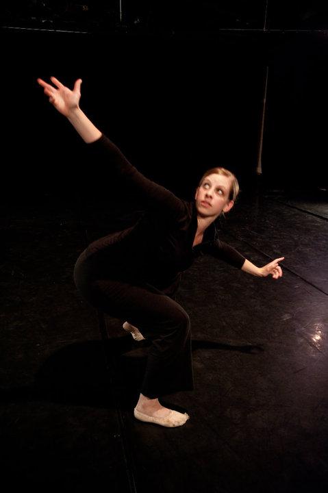 Recent photo of Lauren dancing