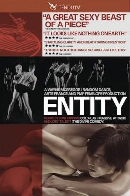 IMAGE Wayne McGregor | Random Dance's Entity IMAGE
