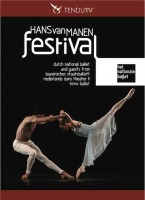 The Hans Van Manen Festival cover