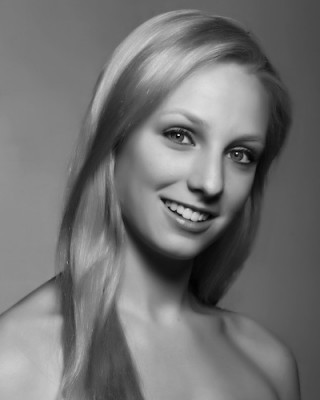 Headshot for Madison Morris by Amitava Sarkar