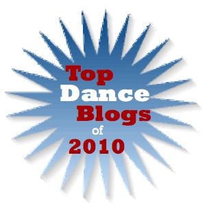 Top Dance Blogs of 2010