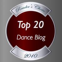Top 20 Dance Blogs