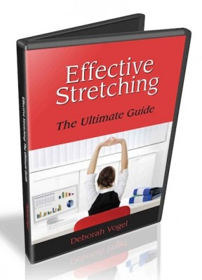 IMAGE DVD cover for Effective Stretching: The Ultimate Guide by The Body Series. IMAGE