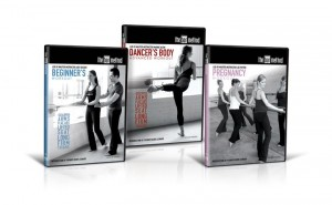 IMAGE Three of The Bar Method DVDs - Beginner, Dancer's Body, and Pregnancy. IMAGE