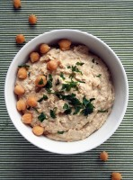 Hummus - Photo by Marju Randmer (www.tassike.ee