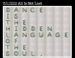IMAGE Ok Go and Pilobolus have a message for you... IMAGE