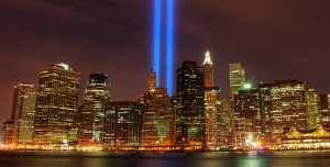 IMAGE 2010 World Trade Center 9/11 Tribute IMAGE