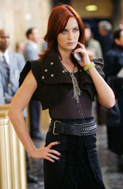 IMAGE Emily Blunt in The Devil Wears Prada IMAGE
