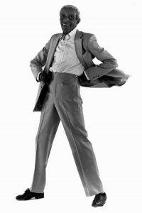 IMAGE Tap dancer, Jimmy Slyde IMAGE