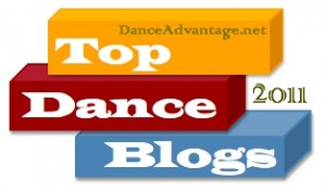 IMAGE Top Dance Blog Contest logo IMAGE