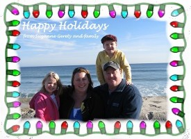 IMAGE Happy Holidays from Suzanne IMAGE
