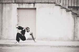 IMAGE Kenny, a breakdancer from Clonmel, Ireland captured by photographer Berit Alits IMAGE
