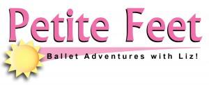 IMAGE Petite Feet - Ballet Adventures with Liz IMAGE