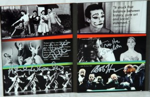 IMAGE Image of autographed copy of Joffrey: Mavericks Of American Dance on DVD IMAGE
