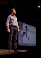 Simon Sinek at Dance/USA conference 2012