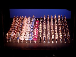 The Royal Ballet School End-Of-Year Performance Curtain Call
