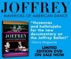 Joffrey: Mavericks of American Dance DVD